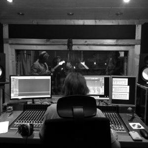 Das Studio in Braunsbach