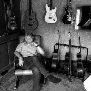 Martin im Studio