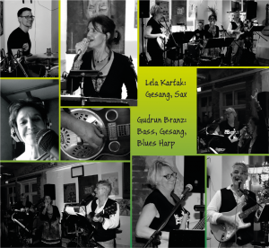 Zeitlos-CD-Cover Lela Gudrun