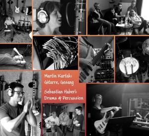 Zeitlos-CD-Cover Martin Sebi